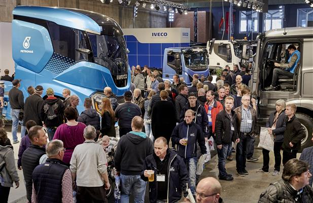 Stor interesse for Transport 2019