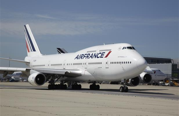 Air France-KLM når 100 mio. passagerer